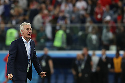 July 10, 2018 - SãO Petersburgo, Rússia - SÃO PETERSBURGO, MO - 10.07.2018: FRANÇA X BÉLGICA - Didier Deschamps during the match between France and Belgium valid for the semifinal of the World Cup 2018, held at the Krestovsky Stadium (Zenit Arena) in St. Petersburg, Russia. (Credit Image: © Ricardo Moreira/Fotoarena via ZUMA Press)