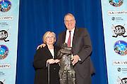 Cérémonie soulignant les 25 ans de la remise du Trophée Ken Dryden par Place Vertu -   / Montreal / Canada / 2010-03-26, © Photo Marc Gibert/ adecom.ca