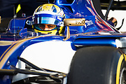 March 7-10, 2017: Circuit de Catalunya. Marcus Ericsson, Sauber F1 Team, C36