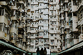 Hong Kong Street 2017