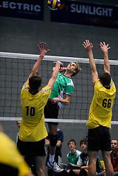 11-04-2009 VOLLEYBAL: ASICS OPEN: APELDOORN <br /> In Apeldoorn werden de finales van AsicsOpen georganiseerd / SSS Barneveld - jeugd<br /> ©2009-WWW.FOTOHOOGENDOORN.NL