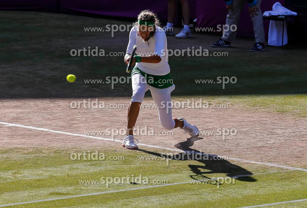 Olympic Games London 2012, Tennis men.Victoria AZARENKA, BLR .© pixathlon
