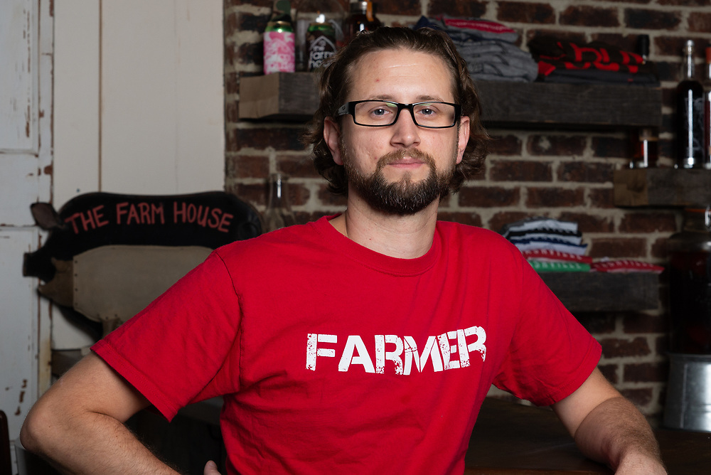 Trey Cioccia of The Farm House Restaurant