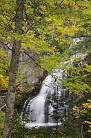 Crystal Cascade, Pinkham Notch, White Mountains, New Hampshire