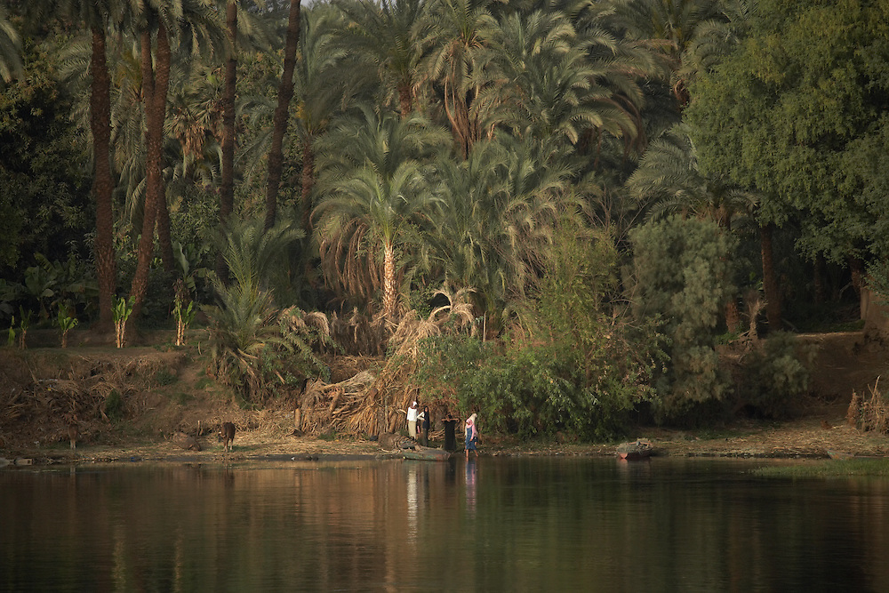 Nile River Valley, Egypt