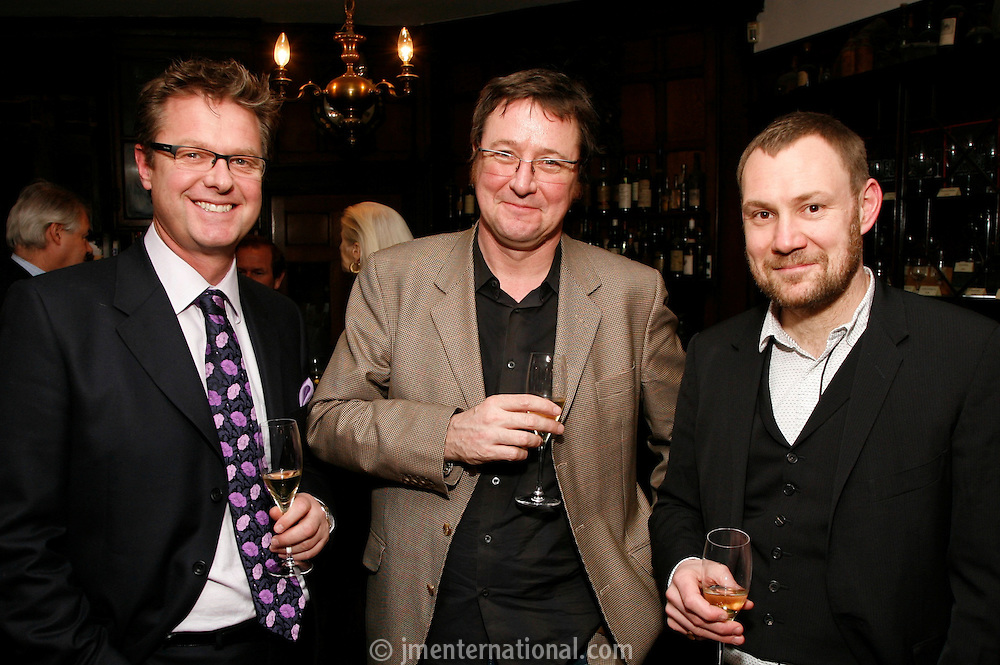 Jonty Hearnden, Rob Holden & David Gray