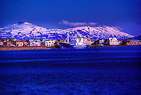 Port, Akureyri, Iceland