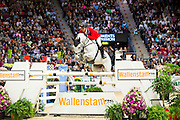 McLain Ward - Antares F<br /> Rolex FEI World Cup Final 2013<br /> © DigiShots