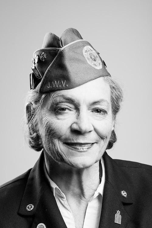 E. G. &quot;Jerry&quot; Farris<br /> Air Force<br /> Airman 3rd Class<br /> Intelligence<br /> Oct. 9, 1963 - Apr. 6, 1965<br /> Vietnam<br /> <br /> Veterans Portrait Project<br /> Charleston, SC<br /> Jewish War Veterans