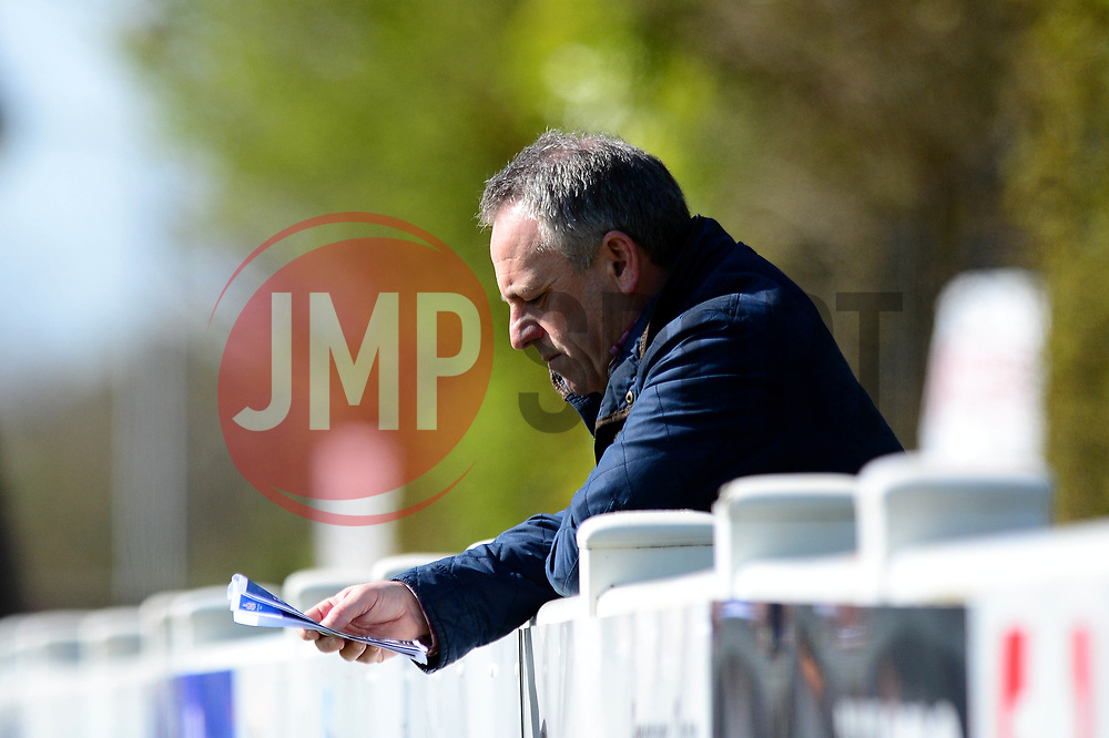 Mark Tainton of Bristol Rugby - Mandatory by-line: Dougie Allward/JMP - 26/03/2017 - RUGBY - Cleve RFC - Bristol, England - Bristol Ladies v Wasps Ladies - RFU Women's Premiership
