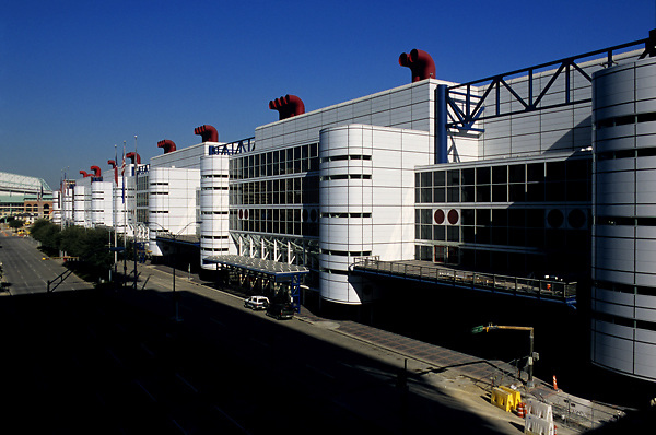 Stock photo of the George R. Brown Convention Center