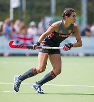 St.-Job-In 't Goor / Antwerpen -  Nederland Jong Oranje Dames (JOD) - Groot Brittannie (7-2).  Ginella Zerbo (Ned) COPYRIGHT  KOEN SUYK