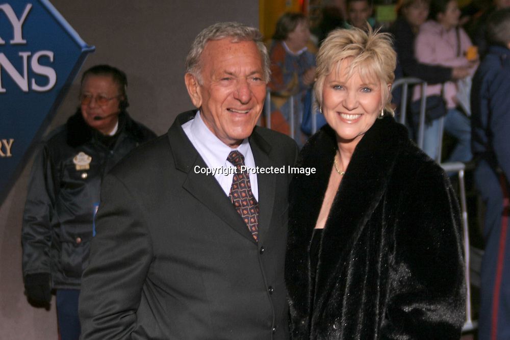 Jack Klugman &amp; wife  Peggy Crosby<br />&quot;Mary Poppins&quot; 40th Anniversary and Launch of the Special Edition DVD<br />El Capitan Theatre<br />Hollywood, CA, USA<br />Tuesday, November 30th, 2004<br />Photo By Celebrityvibe.com/Photovibe.com, <br />New York, USA, Phone 212 410 5354, <br />email: sales@celebrityvibe.com