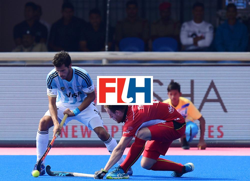 Odisha Men's Hockey World League Final Bhubaneswar 2017<br /> Match id:03<br /> Argentina v Belgium<br /> Foto: THIERY Dorian<br /> WORLDSPORTPICS COPYRIGHT FRANK UIJLENBROEK