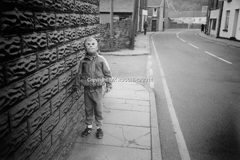 Resolven - Wales - 1989