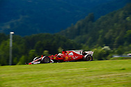 Sebastian Vettel of Scuderia Ferrari during the Austrian Formula One Grand Prix qualifying session at the Red Bull Ring, Spielberg<br /> Picture by EXPA Pictures/Focus Images Ltd 07814482222<br /> 08/07/2017<br /> *** UK &amp; IRELAND ONLY ***<br /> <br /> EXPA-EIB-170708-0060.jpg
