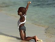 Lime Cay Beach Jamaica