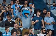 October 08, 2016: Crowd at Round 1 of the 2016 Hyundai A-League match, between Western Sydney Wanderers and Sydney FC, played at ANZ Stadium in Sydney. Sydney FC won the game 4-0.