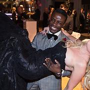 NLD/Amsterdam /20131212 - Vipnight Master of LXRY 2013 opening, Monique Sluyter en Regillio Tuur