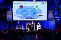 UTRECHT - NVG Congres 2017.  NGF directeur  Jeroen Stevens.  FOTO © Koen Suyk