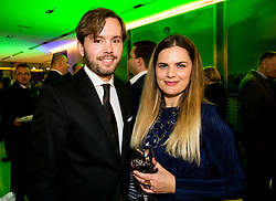 Sebastjan Komel during Traditional New Year party of of the Slovenian Football Association - NZS, on December 18, 2017 in Kongresni center, Brdo pri Kranju, Slovenia. Photo by Vid Ponikvar / Sportida