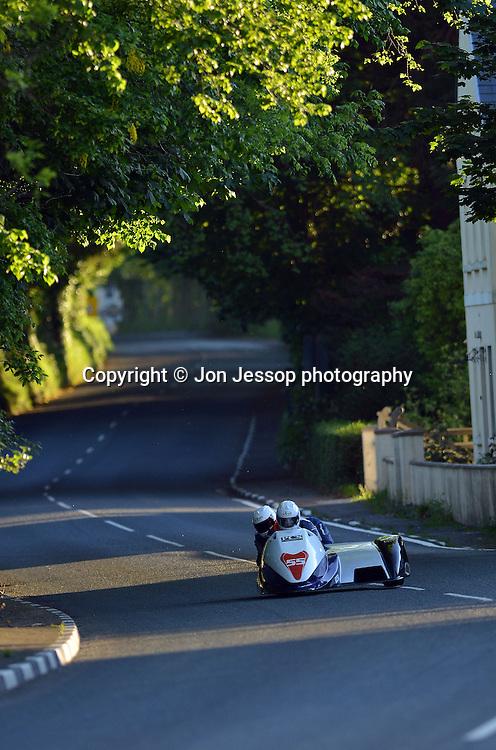 #55 Kevin Thorton / Wayne Kemp LCR Suzuki Thornton Racing