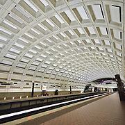 Washington Metro station (Smithsonian)