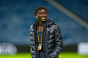 Mouhamed Mbaye (#51) of FC Porto on the pitch before the Group G Europa League match between Rangers FC and FC Porto at Ibrox Stadium, Glasgow, Scotland on 7 November 2019.