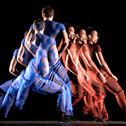 27.09.2013 CEDAR LAKE COMPANY Triple Bill performed at Sadlers Wells Theatre London UK