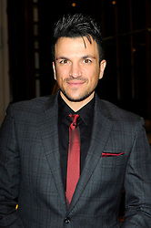 Peter Andre during the TiE UK Awards 2013 at The Grosvenor House Hotel, London, England, UK, March 18, 2013.  Photo by Chris Joseph / i-Images...