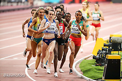 2019 IAAF World Athletics Championships held in Doha, Qatar from September 27- October 6<br /> Day 7 1500 GBR Ethiopia