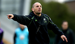 Academy Backs Development Coach Gordon Ross - Mandatory by-line: Robbie Stephenson/JMP - 03/04/2017 - RUGBY - Sixways Stadium - Worcester, England - Worcester Cavaliers v Wasps A - Aviva A League