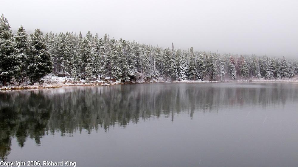 Sprague Lake, Rocky Mountain National Park