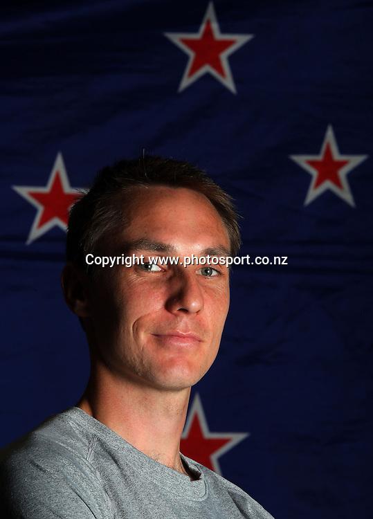 Nick Willis exclusive photoshoot for Sky Sport magazine, Newmarket, Auckland. Friday 28 March 2008. Photo: Andrew Cornaga/PHOTOSPORT