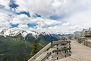 Banff Gondola on Sulfur Mountain