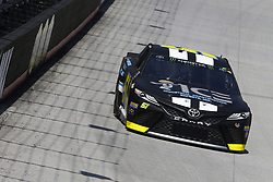 April 13, 2018 - Bristol, Tennessee, United States of America - April 13, 2018 - Bristol, Tennessee, USA: Harrison Rhodes (51) bring his racecar down the backstretch during opening practice for the Food City 500 at Bristol Motor Speedway in Bristol, Tennessee. (Credit Image: © Chris Owens Asp Inc/ASP via ZUMA Wire)