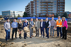 The Flats at Villa Rossa Groundbreaking