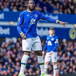 Everton forward Romelu Lukaku (10) in the Premier League match between Everton and Burnley<br /> (c) John Baguley | SportPix.org.uk