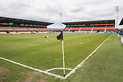 The Hive, home of Barnet FC during the EFL Sky Bet League 2 match between Barnet and Forest Green Rovers at Underhill Stadium, London, England on 7 April 2018. Picture by Shane Healey.