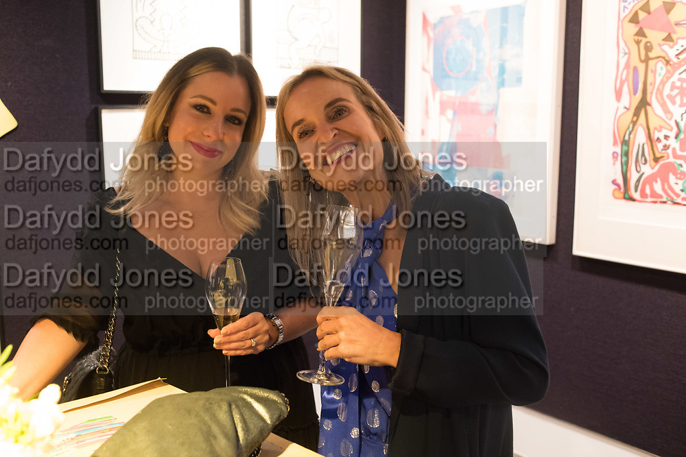 MARIAN JENSEN, CLARE GUBBINGS, `preview evening  in support of The Eve Appeal, a charity dedicated to protecting women from gynaecological cancers. Bonhams Knightsbridge, Montpelier St. London. 29 April 2019