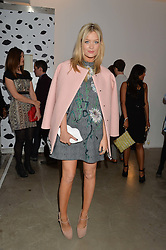 LAURA WHITMORE at the launch of The Lulu Perspective to celebrate 25 years of Lulu Guinness held at 74a Newman Street, London on 13th September 2014.