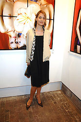 Actress GEORGIE RYLANCE at the launch of 'Glenmorangie 5 Senses' an exhibition of photographs by Mike Figgis held at Proud Camden, Stables Market, London NW1 on 13th May 2008.<br />