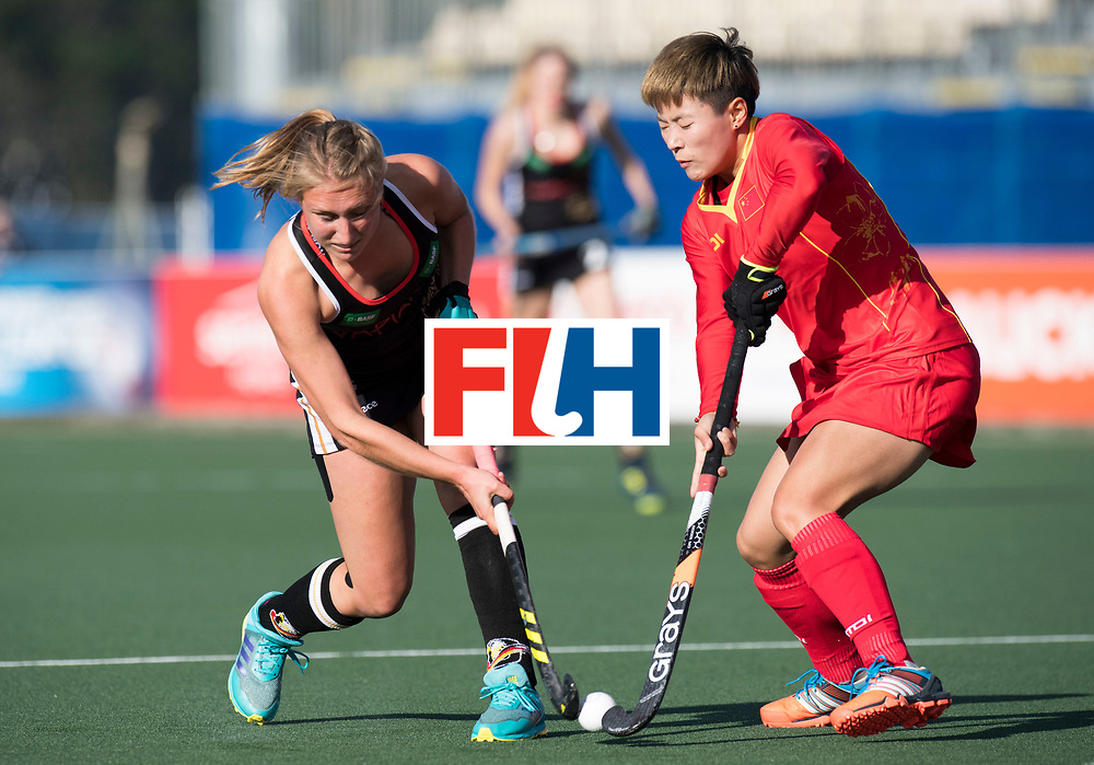 AUCKLAND - Sentinel Hockey World League final women<br /> Match id 10297<br /> 07 Germany v China<br /> Foto: Benedetta Wenzel <br /> WORLDSPORTPICS COPYRIGHT FRANK UIJLENBROEK