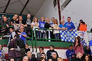 DESCRIZIONE : Campionato 2014/15 Dinamo Banco di Sardegna Sassari - Vanoli Cremona<br /> GIOCATORE : Tifosi Cremona White Blue Brothers<br /> CATEGORIA : Tifosi Ultras Spettatori Pubblico<br /> SQUADRA : Vanoli Cremona<br /> EVENTO : LegaBasket Serie A Beko 2014/2015<br /> GARA : Dinamo Banco di Sardegna Sassari - Vanoli Cremona<br /> DATA : 10/01/2015<br /> SPORT : Pallacanestro <br /> AUTORE : Agenzia Ciamillo-Castoria / Luigi Canu<br /> Galleria : LegaBasket Serie A Beko 2014/2015<br /> Fotonotizia : Campionato 2014/15 Dinamo Banco di Sardegna Sassari - Vanoli Cremona<br /> Predefinita :