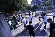 Squadra<br /> Raduno Nazionale Maschile Senior<br /> Allenamento mattina, sala pesi<br /> Cagliari, 02/08/2017<br /> Foto Ciamillo-Castoria/ M. Brondi