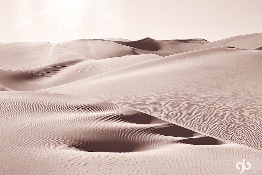 Image captured in Yuma, Arizona at the Imperial Sand Dunes.