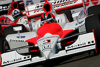 Helio Castroneves, Honda Grand Prix of St. Petersburg, Streets of St. Petersburg, St. Petersburg, FL USA, 4/2/2006