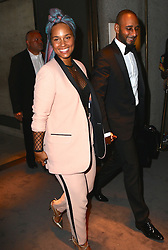 September 7, 2016 - New York, New York, United States - Swizz Beats and Alicia Keys attending the Tom Ford fashion show during New York Fashion Week on September 7, 2016 in New York City  (Credit Image: © Nancy Rivera/Ace Pictures via ZUMA Press)