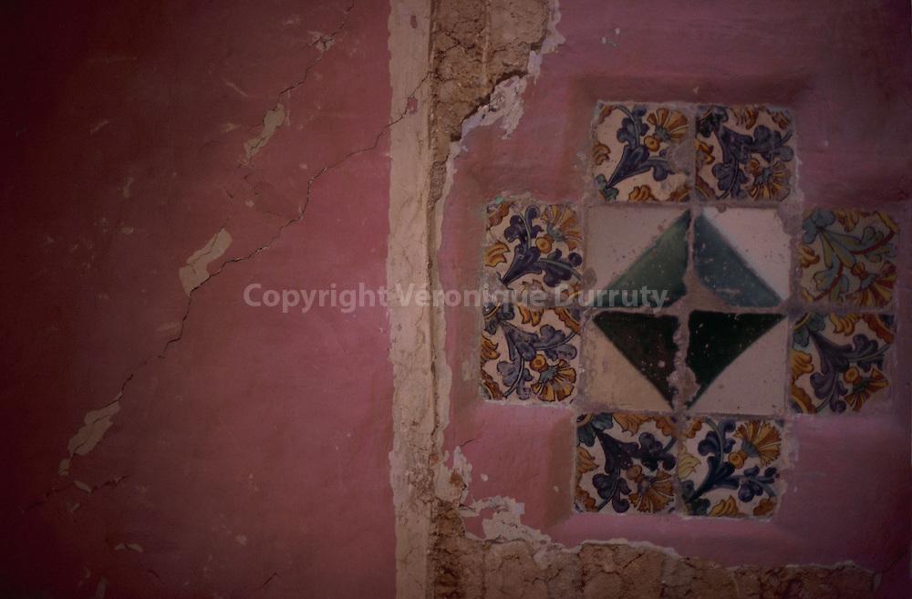 Céramiques à l'intérieur de la citadelle...Céramiques à l'intérieur de la citadelle.