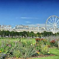 Roue de Paris located in Place de la Concorde